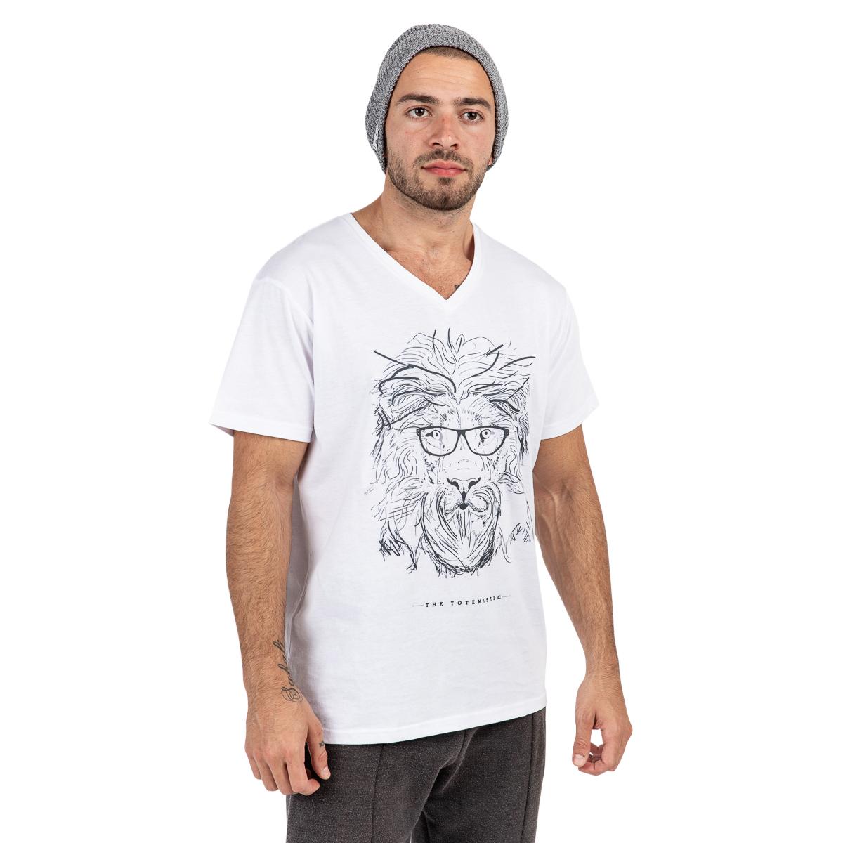 Hipster Lion // men