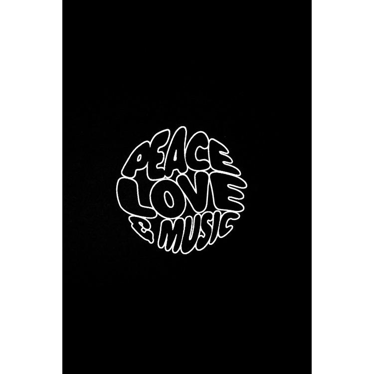 Peace Love Music // men